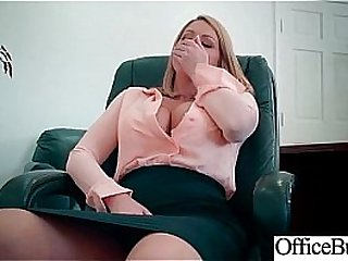 Round Big Tits Girl (Brooklyn Chase) Get Banged Nearby Office clip-15