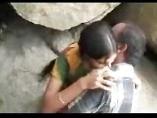 Desi Outdoor couple 6